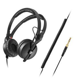 Sennheiser HD 25-PLUS DJ On Ear Headphone - Black