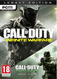 Call Of Duty Infinite Warfare Legacy Edition (PC)