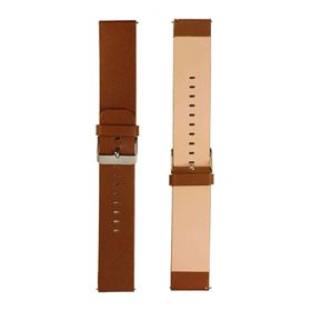 Tuff-Luv Fitbit Blaze Genuine Leather Strap / Wristband - Brown