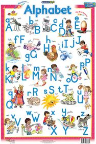 Marlin Kids Chart - Alphabet