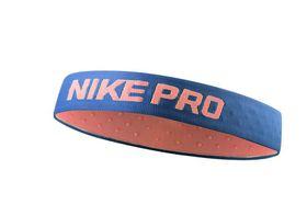 Nike Pro Headband - Black/Orange