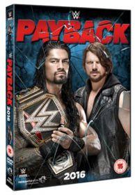 WWE: Payback 2016 (DVD)