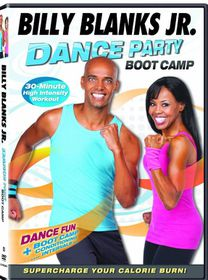 Billy Blanks Jnr Bootcamp Dance Party (DVD)