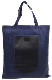 Marco Foldable Shopper Bag - Navy