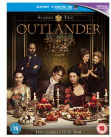 Outlander: Complete Season 2 (Blu-Ray)
