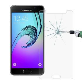 Tuff-Luv Tempered Glass Screen Protector for the Samsung Galaxy A3 (A310) - 2016 Edition - Clear