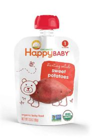 Happy - Baby S1 Sweet Potato - 99g