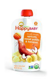 Happy - Baby S2 Apricots, Sweet Potatoes & Bananas