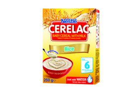 Nestle - Cerelac Stage 1 Rice - 250g