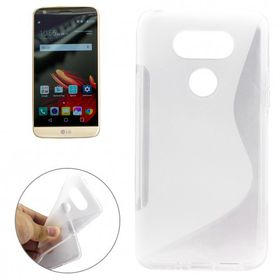 Tuff-Luv TPU Gel Case for LG G5 - Clear