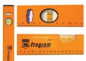 Fragram - Aluminium 2-Vial Level - 500mm
