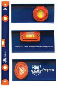Fragram - Aluminium 3-Vial Level - 600mm