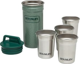 Stanley - Adventure 59ml Glass Set - Green & Steel