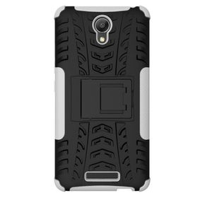 YU Redmi Note 2 Rugged Cover Black and White