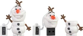 Frozen Olaf USB Flash Drive - 8GB