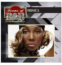 Monica - Icons of R&B (CD)