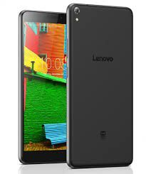 Lenovo Phablet 6.98'' 16GB LTE Tablet - Ebony