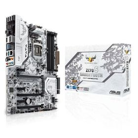 ASUS Sabertooth Z170S Motherboard - Socket 1151