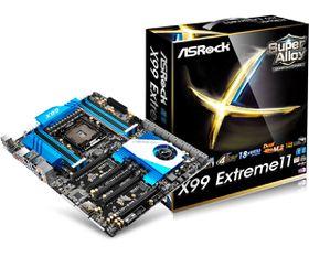 ASRock Intel X99 Extreme11 Motherboard - Socket 2011-3