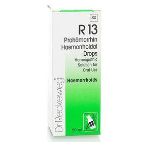 Dr. Reckeweg Prohamorrhin Haemorrhoidal Drops - 50ml
