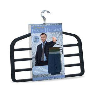 Homemark - Pants Hanger Non-Slip - 3 Pack