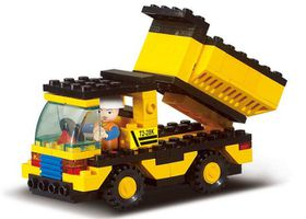 Sluban Heavy Engineering- Dumper