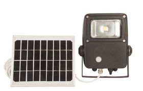 Nexus - Solar Security Light With Motion Sensor - 10 Watt