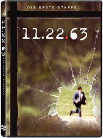 11/22/63 Season 1 (DVD)