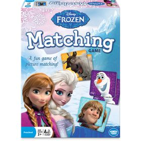 Frozen Matching Game