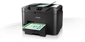 Canon MAXIFY MB2740 Multifunction Inkjet Wireless Printer - Black