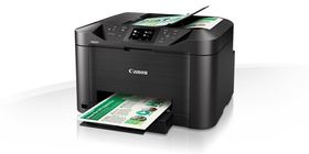 Canon MAXIFY MB5140 Multifunction Inkjet Wireless Printer - Black