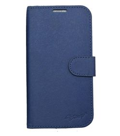 Scoop Wallet Case ForSamsung S5 - Mini Blue