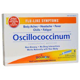 Boiron Oscillococcinum Flu Relief - 6 Sachets