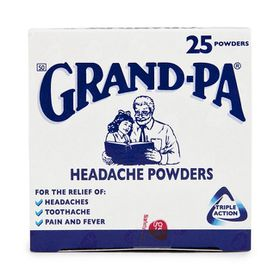 Grandpa Powders - 25 Sachets