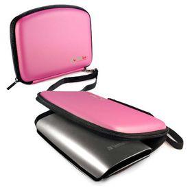 "TUFF-LUV Pocket Mini Small 2.5"" Hard Drive Cover - Pink"
