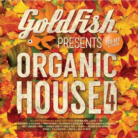 Various - Goldfish Presents: Organic House 4 (CD)
