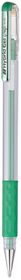 Pentel Hybrid Metallic Gel Grip 0.8mm Pen - Green
