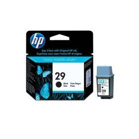 HP 29 Original Black Large Ink Cartridge