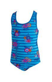 Girls Zoggs Regatta Actionback Swimming Costume