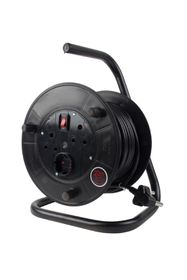 Nexus - Extension Reel 16A 3 Way - 20m