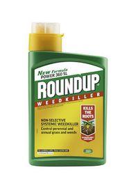 Efekto - Roundup Weed-killer Concentrate Herbicide - 1 Litre