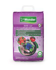 Efekto - Wonder 2:3:2 (14) + C (8) SR - 5kg