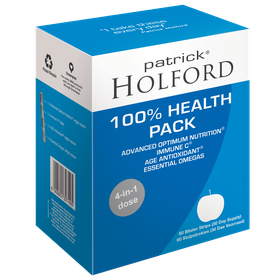 Patrick Holford Ess 100 percent Healthpack(1 Month)