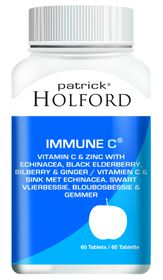 Patrick Holford Immune C Tablets - 60'S