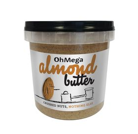 OhMega Almond Butter - 1kg