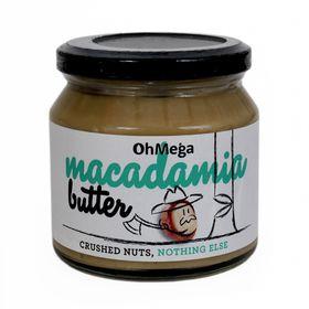 OhMega Macadamia Butter - 235g