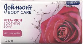 Vita Rich Soothing Rose Soap