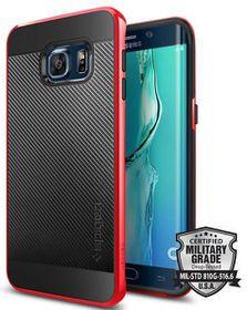 SPIGEN Neo Hybrid Case for Samsung Galaxy S6 Edge Plus - Red