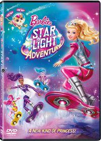Barbie In Starlight Adventure (DVD)