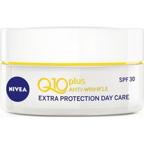 Nivea Q10 Day Cream Extra Protection Spf30 - 50ml